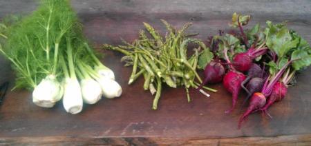Food Safety veggies