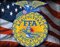 FFA logo and US flag